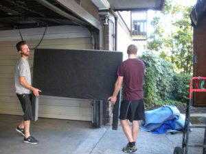 Furniture removalists Wallgrove