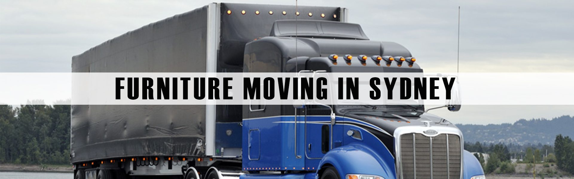 Furniture Moving in Sydney